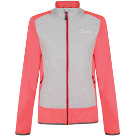 Dare 2b Immerge Core Stretch - Chaqueta Mujer - gris/rosa